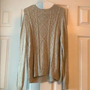 Oversized sweater. Size L